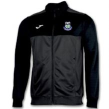 Crumlin United FC Joma Winner Tracksuit Top Anthracite/Black Adult 2019